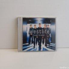 CDs de Música: CD DE WESTLIFE COAST TO COAST. Lote 158671005