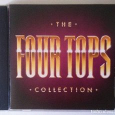 CDs de Música: THE FOUR TOPS - FOUR TOPS COLLECTION - CD UK 1999 - PRISM. Lote 158698042