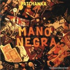 CDs de Música: MANO NEGRA - PATCHANKA - CD . Lote 158706714