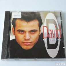 CDs de Música: DAVID TE QUIERO CD. Lote 158728634