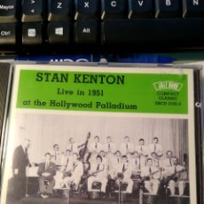 CDs de Música - Stan Kenton ‎– Live In 1951 At The Hollywood Palladium - 158774786