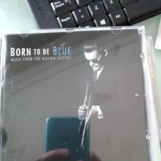 CDs de Música: VARIOUS – BORN TO BE BLUE: MUSIC FROM THE MOTION PICTURE. Lote 158805510