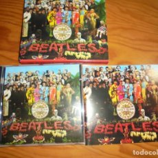 CDs de Música: THE BEATLES. SGT. PEPPER´S LONELY HEARTS CLUB BAND.CD + LIBRETO. PARLOPHONE, 1987. IMPECABLE (#). Lote 158834034