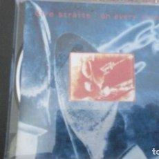 CDs de Música: DIRE STRAITS ON EVERY STREET CD. Lote 158853370