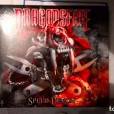 CDs de Música: DRAGONSFIRE - SPEED DEMON. Lote 158874542