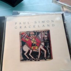 CDs de Música: PAUL SIMON – GRACELAND. Lote 158882970