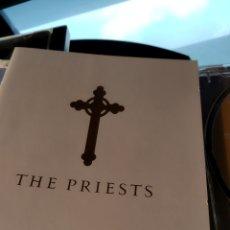 CDs de Música: THE PRIESTS – THE PRIESTS. Lote 158883790