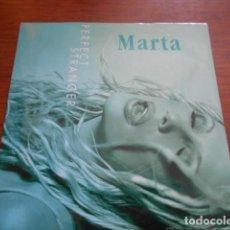 CDs de Música: CD MARTA PERFECT STRANGER. Lote 158911518
