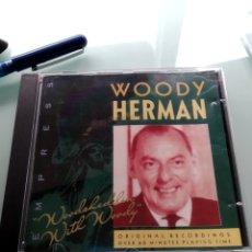 CDs de Música: WOODY HERMAN – WOODSHEDDIN' WITH WOODY. Lote 158922830
