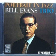 Music CDs - CD BILL EVANS TRIO: PORTRAIT IN JAZZ - 158938058