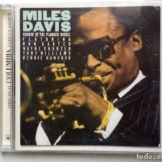 CDs de Música: CD MILES DAVIS: COOKIN´ AT THE PLUGGED NICKEL. Lote 158939930
