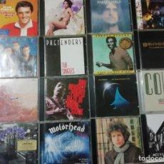 CDs de Música: CDS ARTISTAS Y MÚSICA VARIADA HAY MÁS FOTOS. Lote 158942922