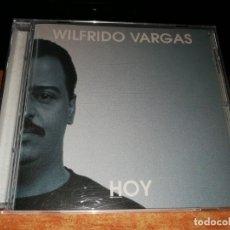CDs de Música: WILFRIDO VARGAS HOY CD ALBUM AÑO 1998 ESPAÑA LA RAZA SPAGAMUFFIN (LOS INTOCABLES) 10 TEMAS SALSA. Lote 158960982