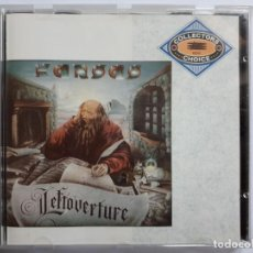 CDs de Música: KANSAS - LEFTOVERTURE- EPIC. Lote 158979874