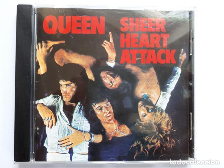 QUEEN - SHEER HEART ATTACK (Música - CD's Rock)