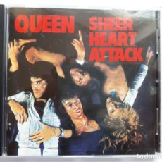 CDs de Música: QUEEN - SHEER HEART ATTACK. Lote 158980914