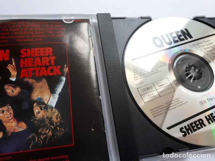 CDs de Música: Queen - Sheer Heart Attack - Foto 3 - 158980914