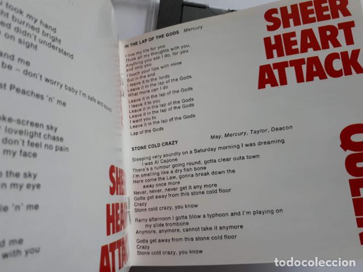 CDs de Música: Queen - Sheer Heart Attack - Foto 4 - 158980914