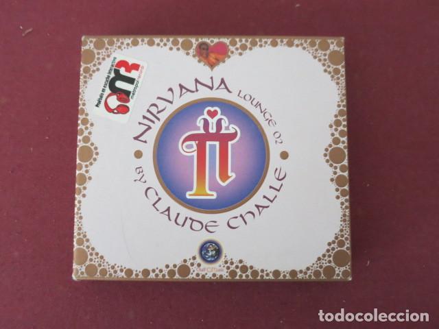 2 CD DOBLE MUSICA NIRVANA LOUNGE 02 BY CLAUDE CHALLE ETNIC & PROMENADE (Música - CD's World Music)