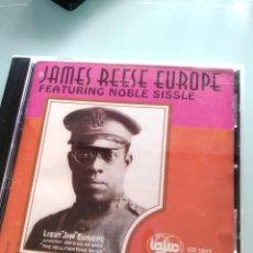 CDs de Música: JAMES REESE EUROPE FEATURING NOBLE SISSLE – THE COMPLETE PATHÉ RECORDINGS - 1919 (RARÍSIMO). Lote 159006690