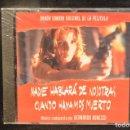 CDs de Música: NADIE HABLARA DE NOSOTRAS CUANDO HAYAMOS MUERTO - BANDA SONORA - CD. Lote 159031702