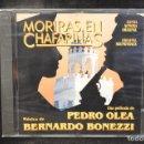 CDs de Música: MORIRAS EN CHAFARINAS - BANDA SONORA - CD. Lote 159034686