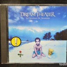 CD de Música: DREAM THEATER - A CHANGE OS SEASONS - CD. Lote 175505508