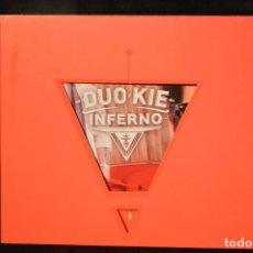 CDs de Música: DUO KIE - INFERNO - CD. Lote 159039826