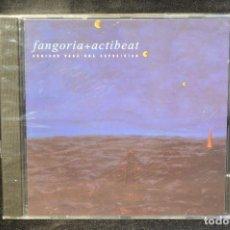 CDs de Música: FANGORIA + ACTIBEAT - SONIDOS PARA UNA EXPOSICIÓN - CD PRECINTADO. Lote 159049870