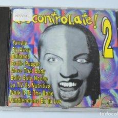 CDs de Música: DESCONTROLATE 2 CD. Lote 159052838