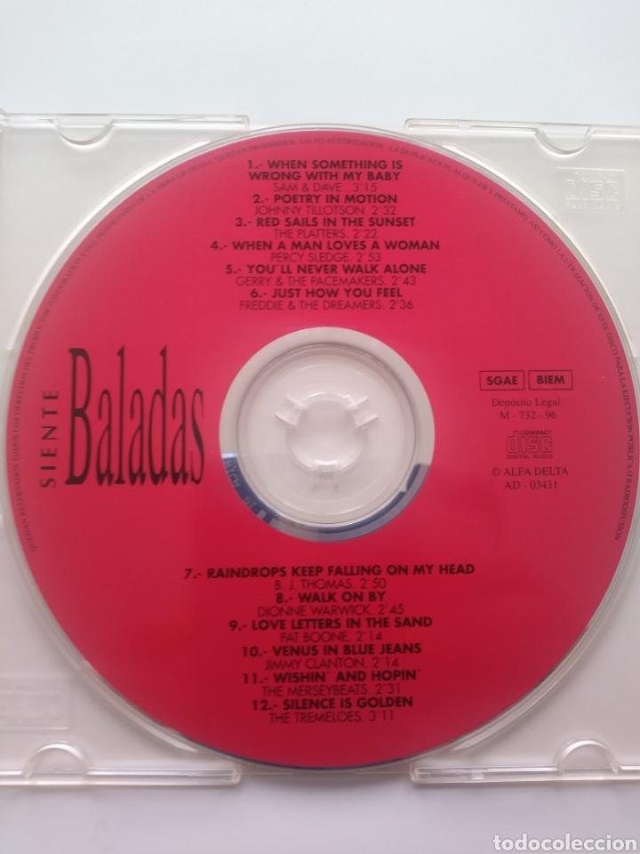 SIENTE BALADAS.SOLO CD! (Música - CD's Melódica )
