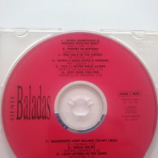 CDs de Música: SIENTE BALADAS.SOLO CD!. Lote 159069269