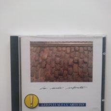 CDs de Música: LITOVITALE CUARTETO:LA SENDA INFINITA.CD. Lote 159069466