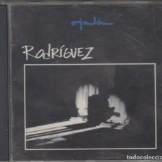 CDs de Música: SILVIO RODRÍGUEZ CD RODRÍGUEZ 1994 EDICIÓN ARGENTINA. Lote 159120310