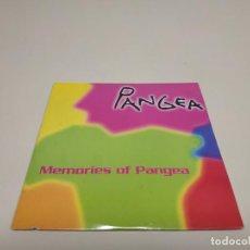 CD di Musica: 419- PANGEA MEMORIES OF PANGEA GERMANY 2 TRACKS NUEVO PRECINTADO . Lote 159124566