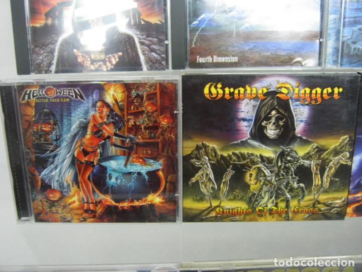 CDs de Música: Interesante lote 14 Cds musica Metal - Hammer Fall Manowar Skyclad Avalon Kreator etc ver fotos - Foto 5 - 159125870