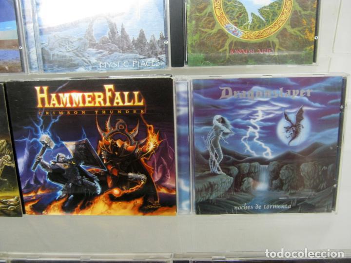 CDs de Música: Interesante lote 14 Cds musica Metal - Hammer Fall Manowar Skyclad Avalon Kreator etc ver fotos - Foto 6 - 159125870