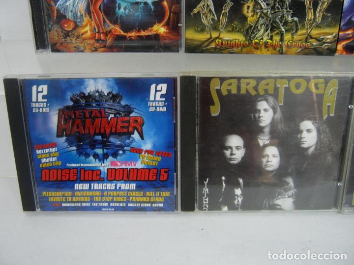 CDs de Música: Interesante lote 14 Cds musica Metal - Hammer Fall Manowar Skyclad Avalon Kreator etc ver fotos - Foto 7 - 159125870