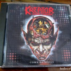 CDs de Música: CD KREATOR - COMA OF SOULS. Lote 159127654