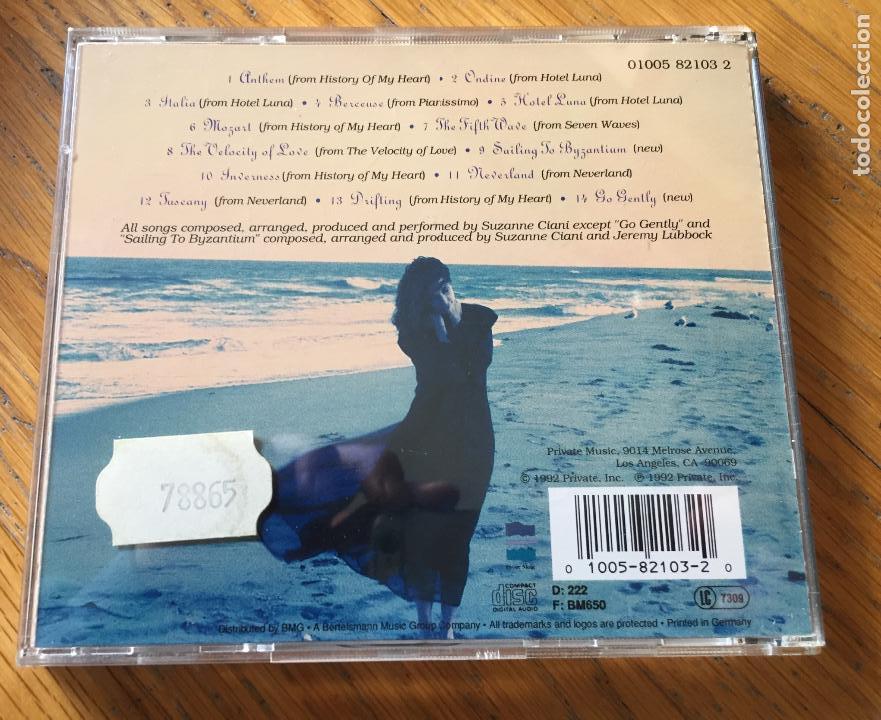 CDs de Música: SUZANNE CIANI, The Private music of - Foto 3 - 159156398