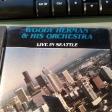 Music CDs - Woody Herman & His Orchestra ‎– Live In Seattle - 159168354
