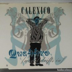CDs de Música: CALEXICO - QUATTRO (WORLD DRIFTS IN) - CD MAXI SINGLE 2003 - CITY SLANG. Lote 159184018