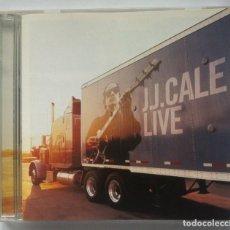 CDs de Música: J.J.CALE - LIVE - CD 2001 - DELABEL. Lote 159186946
