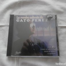 CDs de Música: GATO PEREZ CD LA RUMBA CALIENTE DE GATO PEREZ (RARISIMA EDICION EN C.D. - A ESTRENAR-PRECINTADO). Lote 159233086