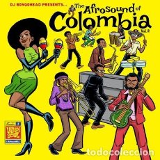CDs de Música: VARIOUS - THE AFROSOUND OF COLOMBIA VOLUME 2. Lote 159234790