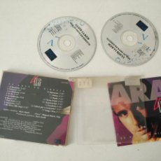 CDs de Música: CD DE EMISORA DE RADIO - ALBUM - 2 CD SET . LLUIS LLACH 25 AÑOS EN DIRECTO 25 ANYS EN DIRECTE. Lote 159235602