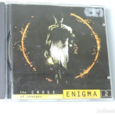 CDs de Música: ENIGMA THE CROSS OF CHANGES ENIGMA 2 CD. Lote 159264258