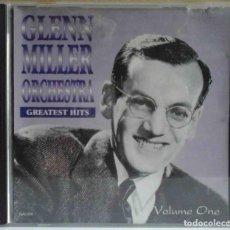 CDs de Música: CD GLENN MILLER ORCHESTRA GREATEST HITS. Lote 159274610