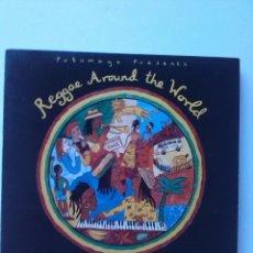CDs de Música: REGGAE AROUND THE WORLD. Lote 159335718