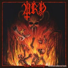 CDs de Música: URN - THE BURNING --BLACK THRASH. Lote 159339158